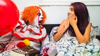 "If Your Boyfriend Was The ""IT"" Clown"
