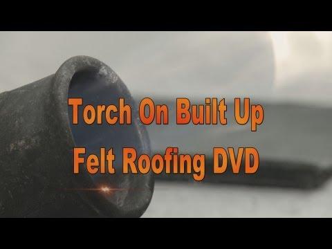 Felt Roof Repair Video