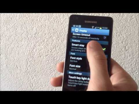 Galaxy S2 Jelly Bean official 4.1.2 Review all features