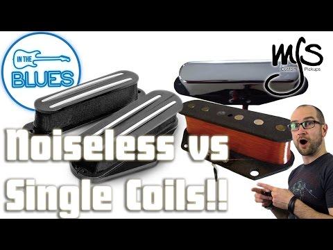 Joe Barden Pickups vs MJS Custom Pickups