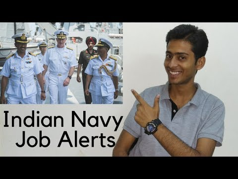 FAST Indian Navy Job and Post Alerts | 10th and 12th Students APPLY | CREATE YOUR IDENTITY