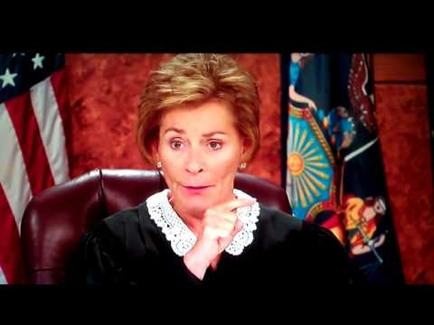 MEAN JUDGE JUDY goes BALLISTIC & DOESN'T GIVE A RAT'S ASS.. 2/9/2017