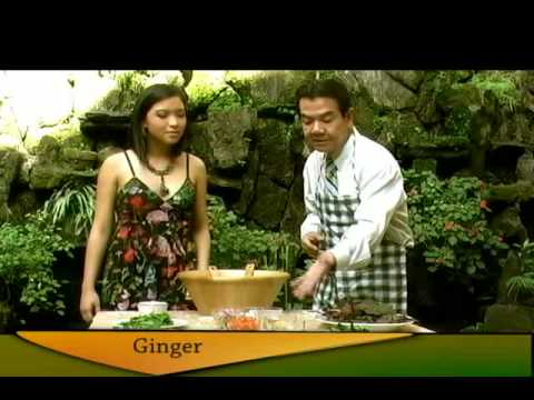 WR: How to Prepare Healthy Pinoy Salads (Featuring Dr. Jaime Galvez Tan & Riva Galvez Tan)