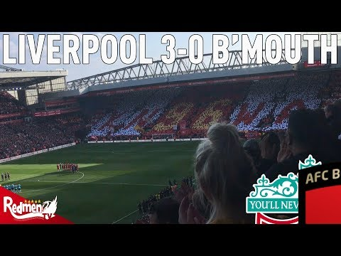 Liverpool v Bournemouth 3-0 | Story of the Match