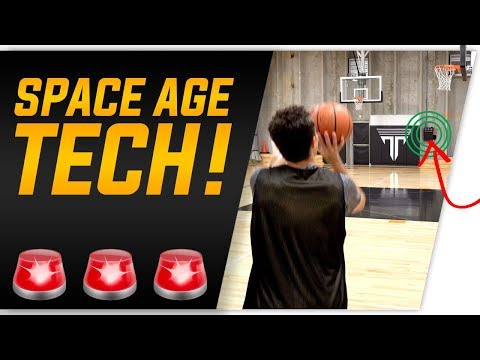 Instant 10% Shooting Increase with This SPACE AGE TECH! Basketball Coaching Tips