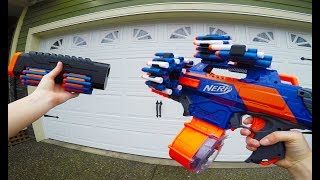 NERF War: First Person Shooter VII
