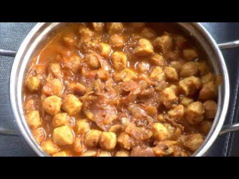 Soya Chunks curry(Malayalam) / Side dish for chapatti