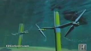 Tidal Wave Alternative Energy
