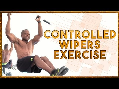 ABS ON FIRE! - Controlled Wipers Exercise
