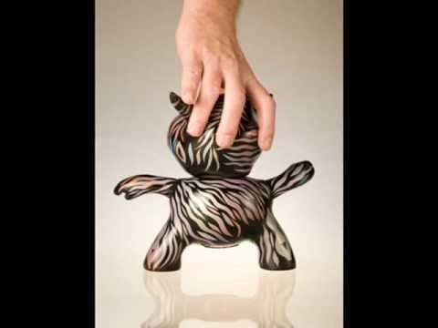 Designer Vinyl Art Toys - Bovinyl Customs