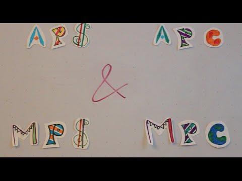 APS/APC & MPS/MPC