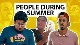 Things People Do During Summer   Jordindian