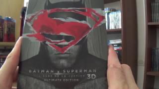 Présentation du Steelbook Batman vs Superman édition FNAC