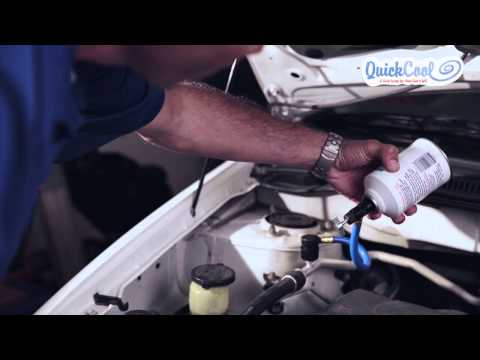 How To Add QuickCool, Making Your Car AC Colder in 15 Minutes