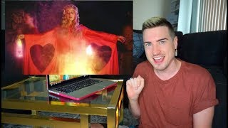 Katy Perry - Never Really Over Reaction