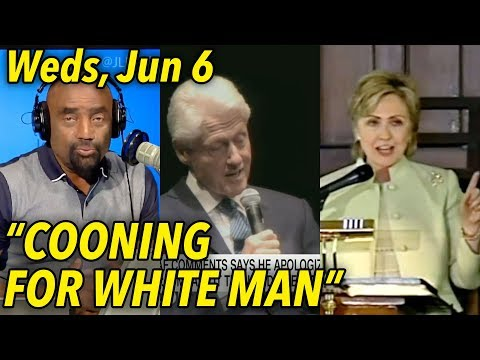 "Jun 6: Newsom vs Cox; Illegal ""families""; ""Cooning for the white man"""