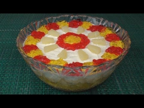 Trifle Recipe (Like My Granny Used To Make)