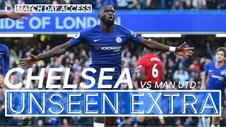 Tunnel Access: Unmissable Last Gasp Scenes At The Bridge | Unseen Extra
