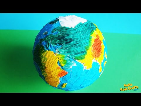 How to make a Model of Earth?