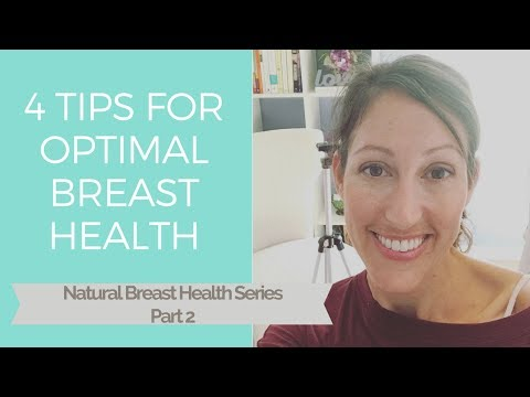 How to Improve Breast Tissue Health in 4 Steps: Breast Health Series Part 2