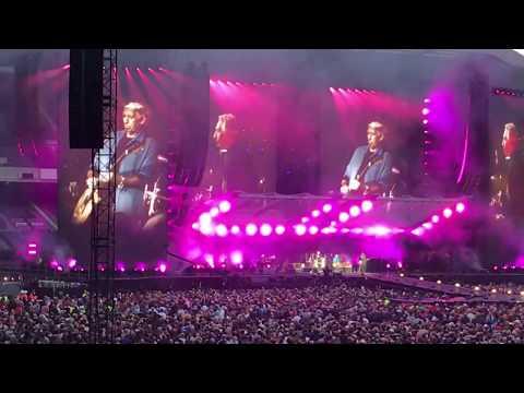 Rolling Stones Murrayfield Midnight Rambler (part 2) 9/06/18