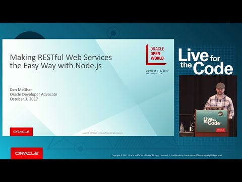 Creating RESTful Web Services the Easy Way with Node.js