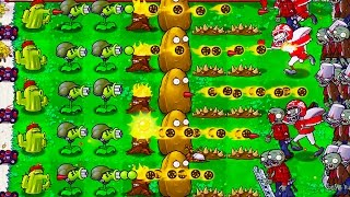 Plants vs Zombies - THE MOST OVER POWERED STRATEGY EVER!