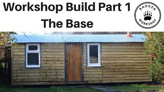 Building My Own Workshop Shed Pakvimnet Hd Vdieos Portal