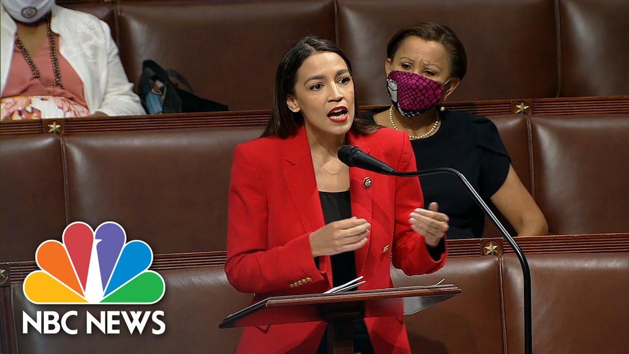 AOC Slams Rep. Yoho In House Floor Speech, Says 'Having A Daughter Does Not Make A Man Decent'