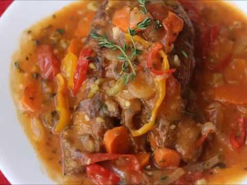 Stewed King Fish   Stewed Fish Recipe