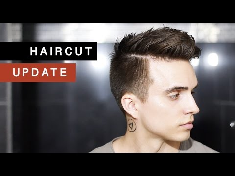 Haircut Update + Spring Hairstyle 2017