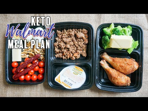 Walmart Keto Meal Plan - All Grassfed Meats on a Budget!