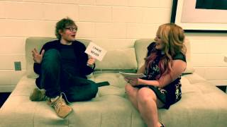 Ed Sheeran Plays Never Have I Ever With Heather Collins From Mix 94.1