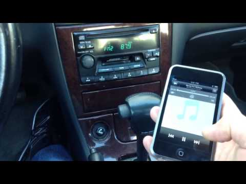 How to Connect iPhone 4S to Your Car Radio - iPhone4s Car Kit