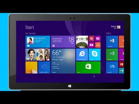 Learn how to use Windows 8.1 - Tutorials