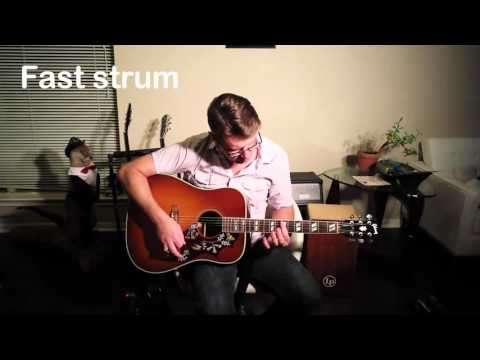 Gibson Hummingbird vs Epiphone Hummingbird Artist Guitars
