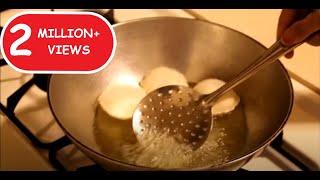 Easy pani-puri recipe