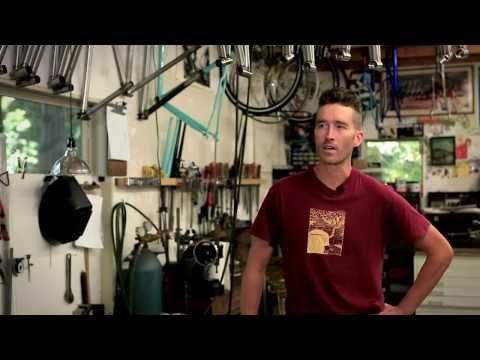 Easton Cycling Explores Rick Hunter's Workshop