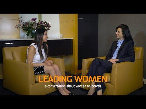 Leading Women: Maxine Brenner, ASX200 Board Member