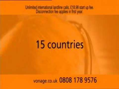 Vonage UK Commercial