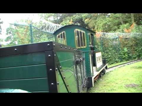 Polperro Express Train (Drayton Manor)