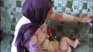 miracle of islam in baby dagestan,russia