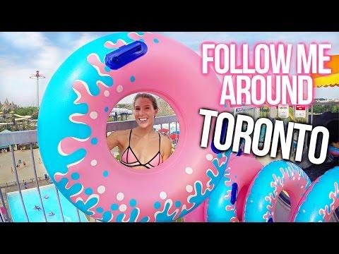 Follow Me Around Toronto   Laura Reid