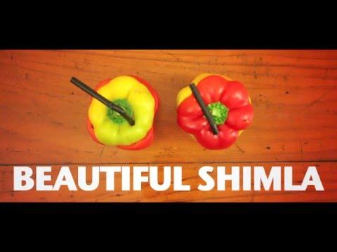 How to Make Beautiful Shimla Mocktail By Mixologist Nikhil