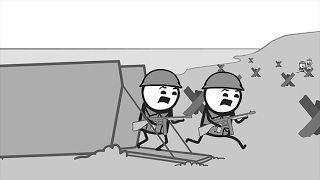 Hero - Cyanide & Happiness Minis