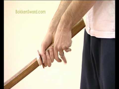Bokken Sword - The Basics