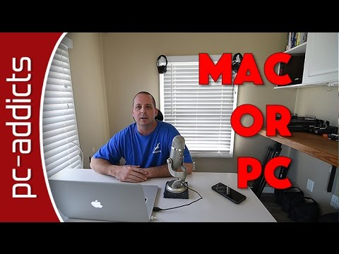 Mac or PC - At Work and Home
