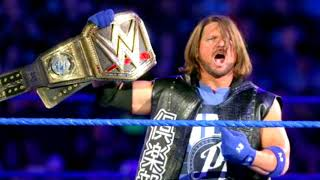 Why did WWE SPOIL AJ Styles Winning WWE Championship