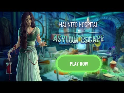 Hidden Object Games Haunted Hospital Asylum Escape – Seek and Find games for Android 2018