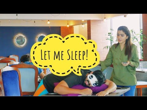 Let Me Sleep! | Bekaar Films | Funny
